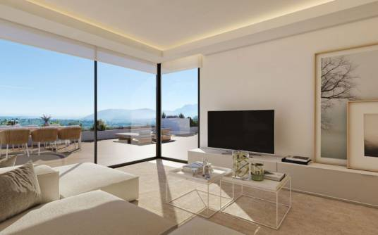 Apartment - New Build - Pedreguer - La Sella