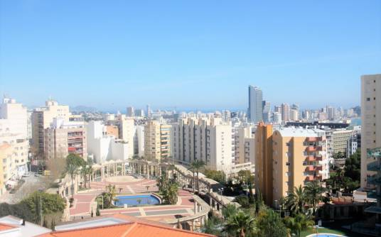 Apartment - Sale - Calpe - Playa arenal-bol