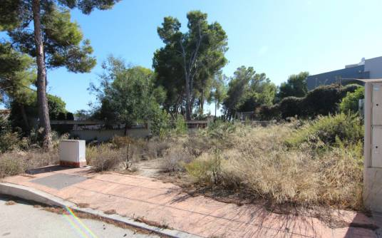 Building plot - Sale - Benissa Coast - La Fustera