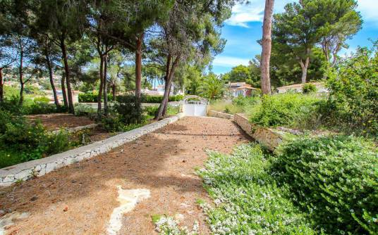 Building plot - Sale - Benissa Coast - San Jaime