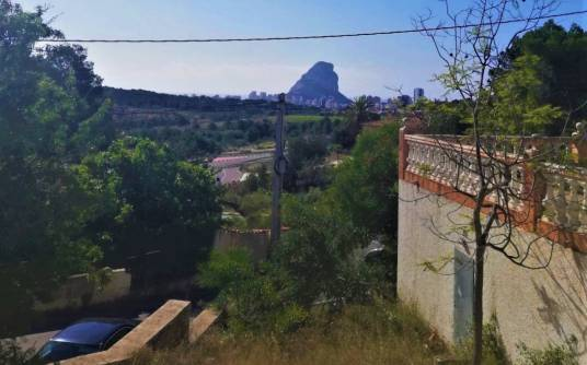 Building plot - Sale - Calpe - Calpe