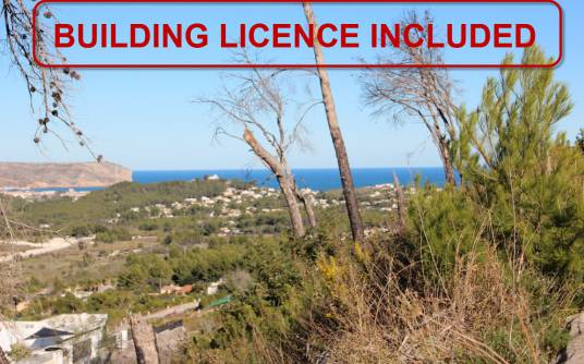 Building plot - Sale - Javea - Cansalades