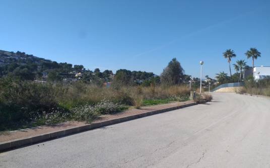 Building plot - Sale - Javea - Javea