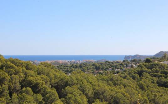 Building plot - Sale - Javea - Tosalet