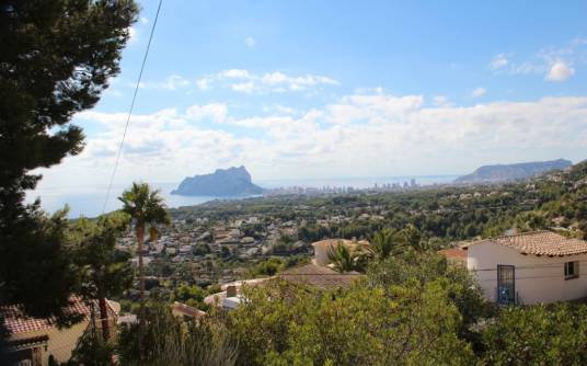 Building plot - Venta - Benissa Coast - Montemar