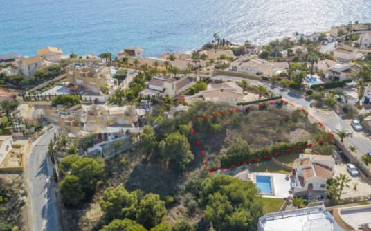 Building plot - Venta - Finestrat - El Campello