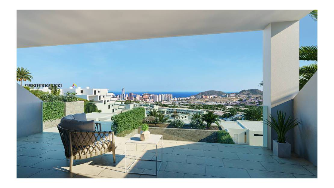 New Build - Duplex - El Campello - Finestrat
