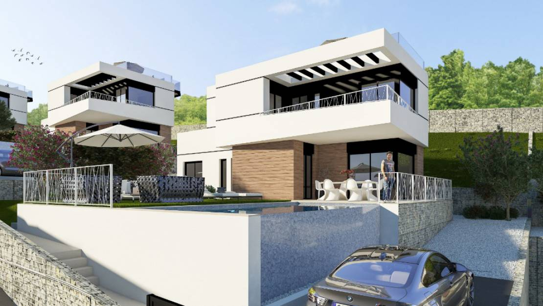 New Build - Villa - El Campello - Finestrat