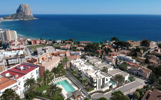 New Construction - Sale - Calpe - Calpe