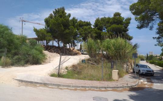 Plot - Sale - Javea - Adsubia