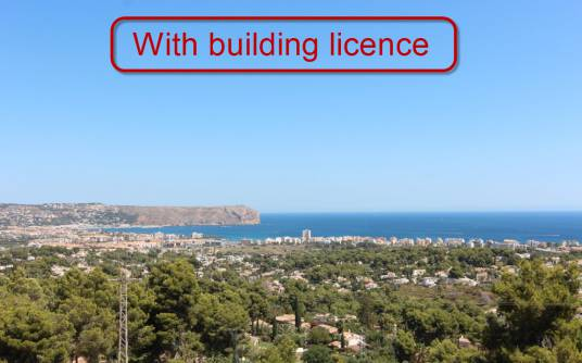 Plot - Sale - Javea - Tosalet