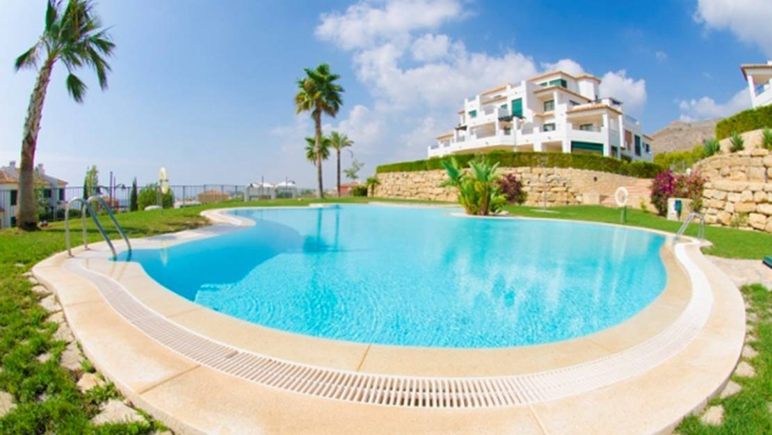 Sale - Apartment - El Campello - Finestrat