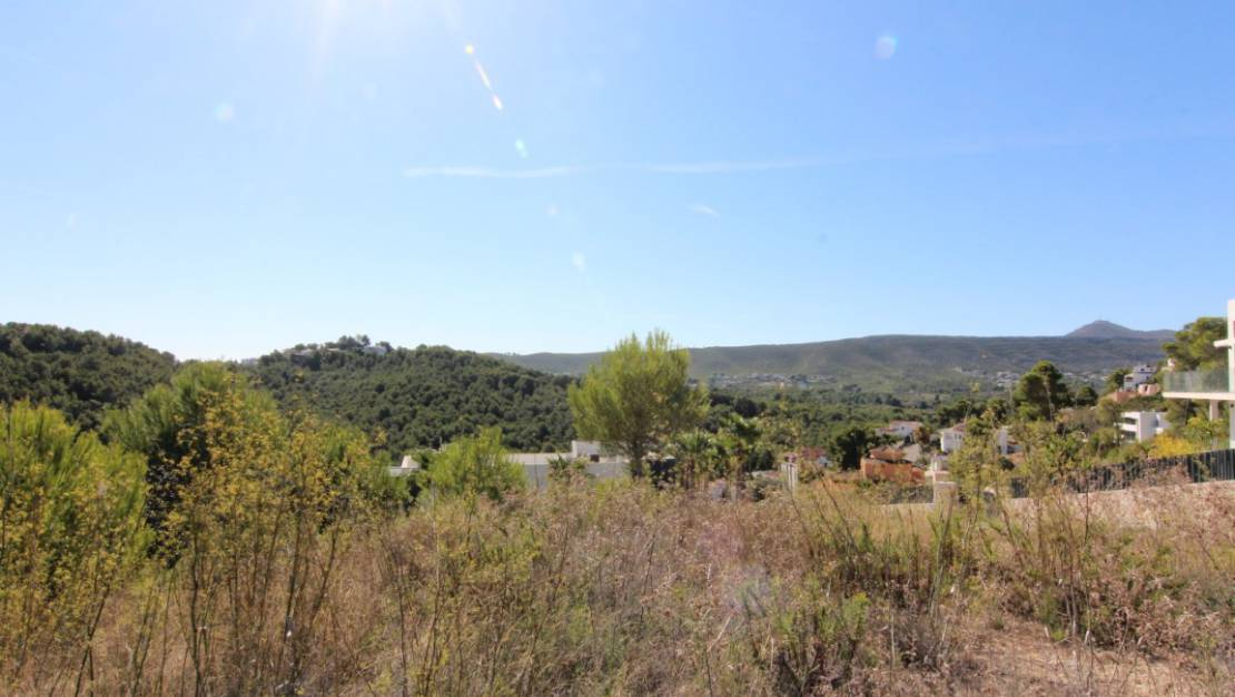 Sale - Plot - Javea - Tosalet