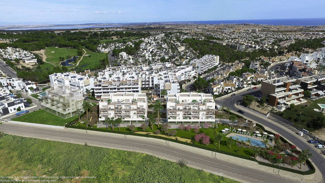 Venta - Apartment - La Zenia