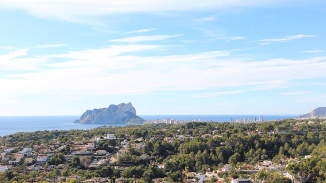 Venta - Building plot - Benissa Coast - Montemar