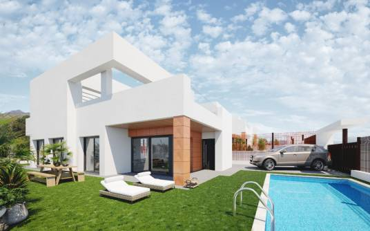 Villa - New Build - El Campello - Finestrat